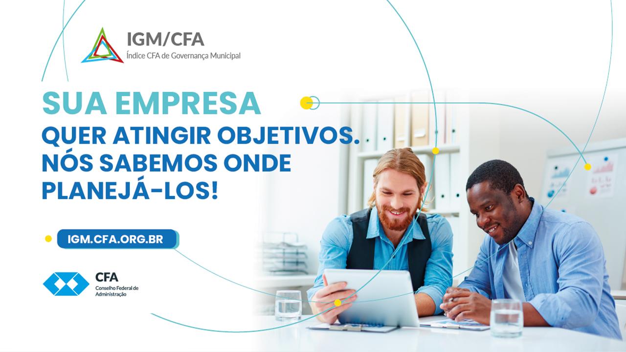 MPEs terão acesso exclusivo ao IGM-CFA