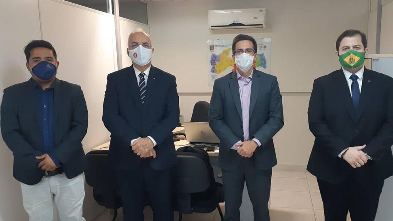 CRA-PB e Ministério Público do Estado da Paraíba assinam termo de cooperação técnica