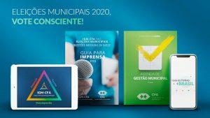 CFA lança campanha para nortear escolhas dos eleitores