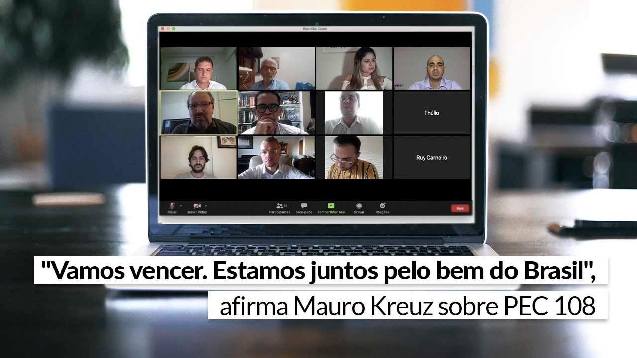 Parlamentares paraibanos se reúnem com membros do Sistema CFA/CRAs